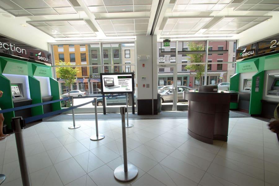 branch lobby